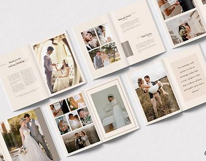 XAVIER Wedding Photobook