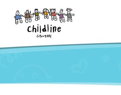Childline Gauteng website