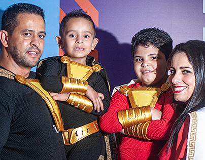 Shazam Family