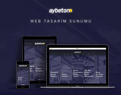 Aybeton Web Design