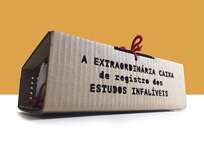 A EXTRAORDINÁRIA CAIXA DE REGISTRO DOS ESTUDOS