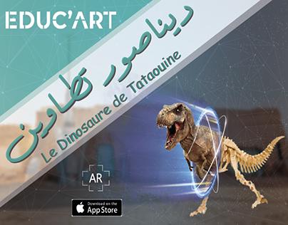 Le Dinosaure de Tataouine