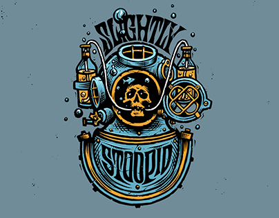 Slightly Stoopid Logo Design / Apparel / Poster Design