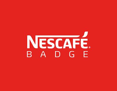 NESCAFÊ Badge