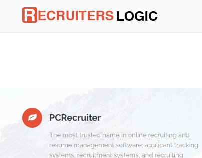 Recruiters Logic