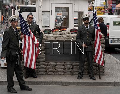 BERLÍN, HISTORIA VIVA