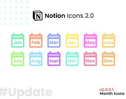 Notion icons update #2