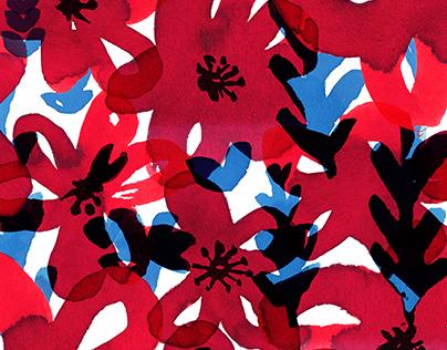 Ecoline textile series