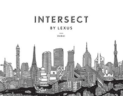 Intersect by Lexus | Rebranding
