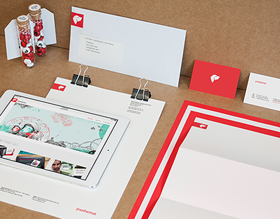 Pixelheimat – Corporate Design