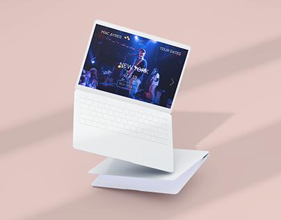 Mac Ayres Web Design