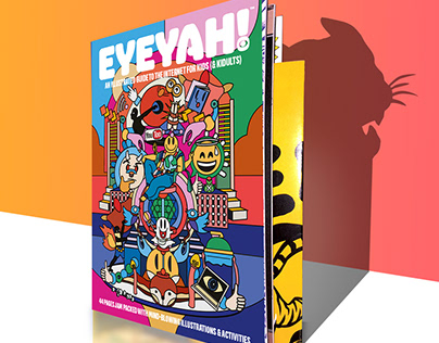 EYEYAH! Issue01
