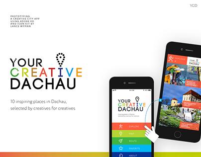 Your Creative Dachau – #IconContestXD