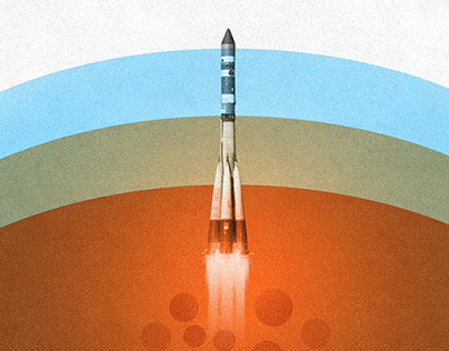 Evolution of Space Travel - Poster series