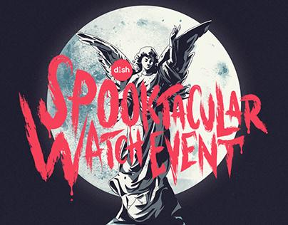 Dish Spooktacular