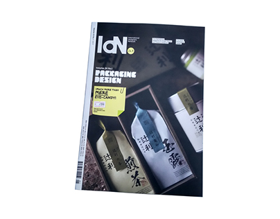 IdN v24n1: Packaging Design