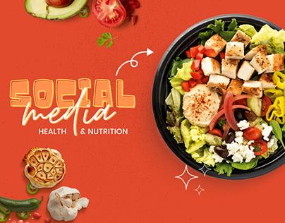 SOCIAL MEDIA | NUTRITION