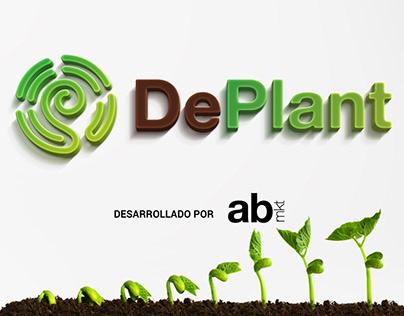 De Plant / Identidad Gráfica