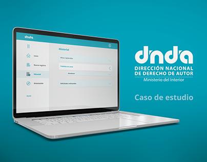 UX/UI - DNDA