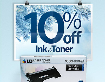 4inkjets | Generic Promotional Email Campaign