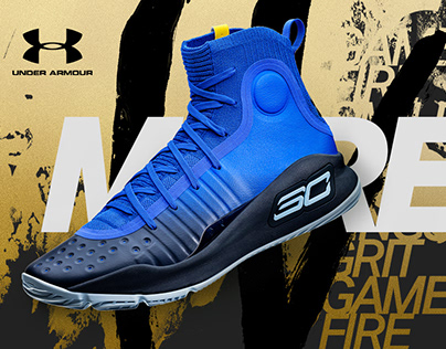 Under Armour - Curry 4, More Fun Snapchat Game