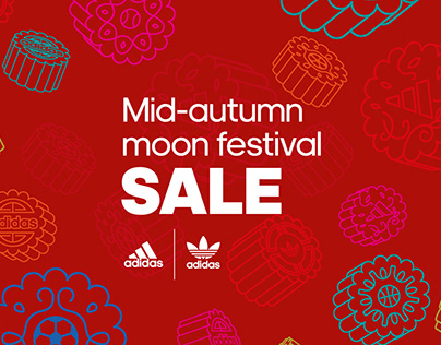 Adidas moon festival promotions