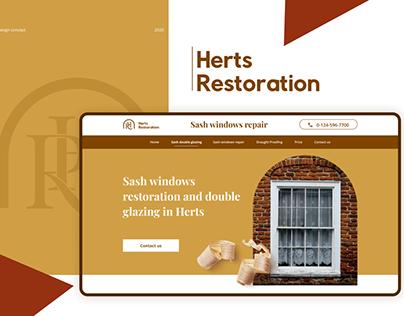 Design concept | Herts Restoration