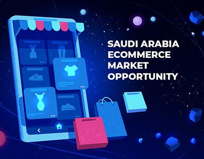 Infographics - KSA ECommerce Market Opportunity