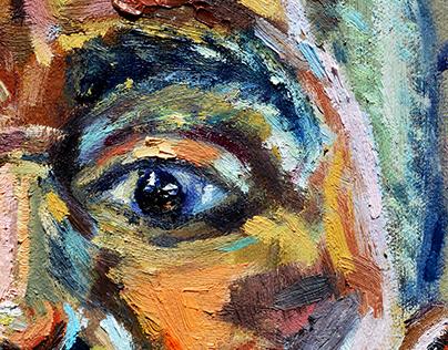Self Portrait 2015