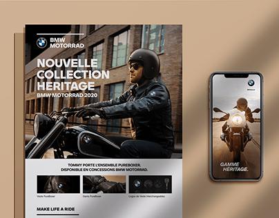 BMW Motorrad - Social Media