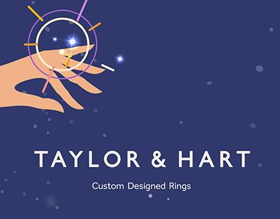 Taylor & Hart, Custom made diamonds