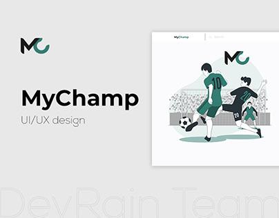 MyChamp