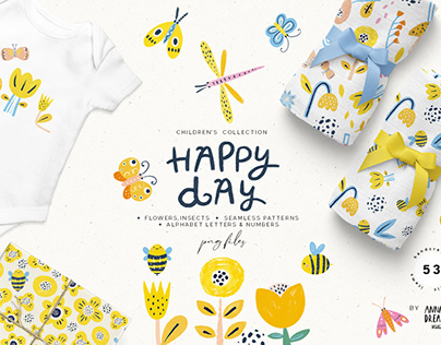 Baby Colorful Summer collection
