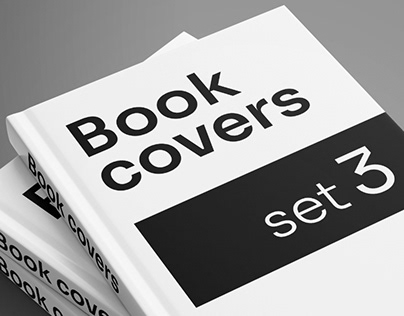 BOOK COVERS set 3