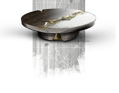 Product Illustrations for Boca do Lobo