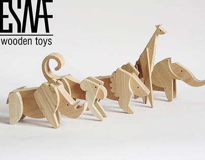ESNAF wooden toys
