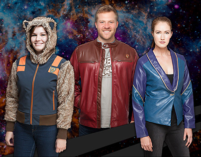 Marvel Comics Outerwear designed for Ukonic