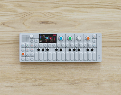 OP-1 Synthesizer | CGI