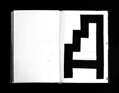 'A' Sketches