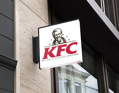 Logo Re-design for KFC