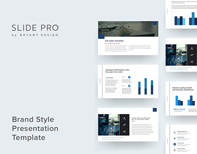 Branded Business PPT Template Style