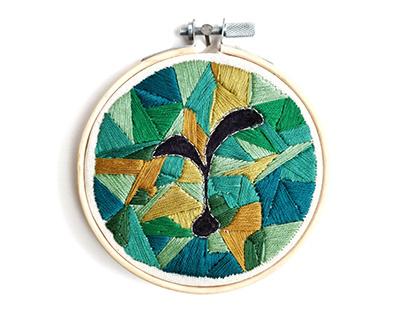 Decorative embroidery