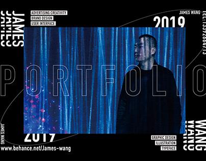 2019 PORTFOLIO 作品集