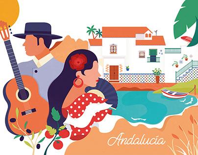 Andalusia - Gastronomic Souvenirs