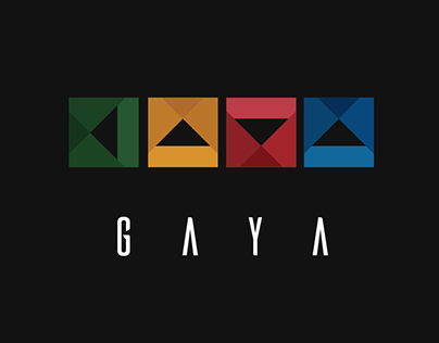 Logo & branding GAYA store
