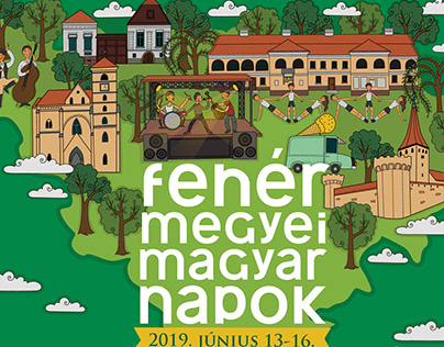 Fehér Megyei Magyar Napok 2019
