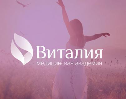 Website for medical Academy