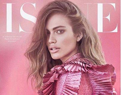 Issue Chile | Cover Valentina Sampaio
