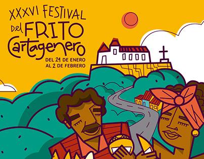 Festival del Frito Cartagena 2020