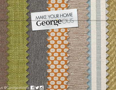 George Home direct mailer